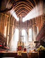 licht van Christus foto