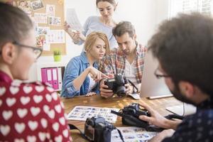 professionele fotografen moeten over een goede uitrusting beschikken foto