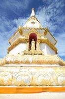 pha nam yoi tempel, roi et thailand, foto