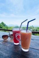 smoothie drankje foto