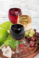 wijn, drinken foto
