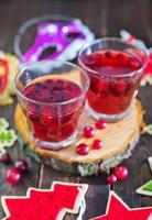 kerst drankje foto