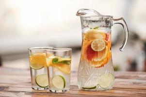 gezond drinken! foto