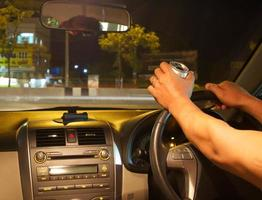 rijden onder invloed foto