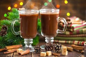 kerst cacaodrank