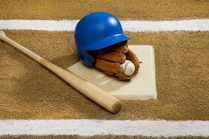honkbal - uitrusting foto