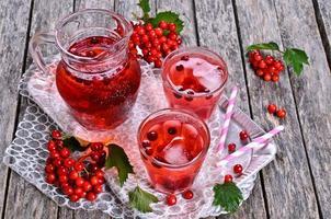 drink rood foto