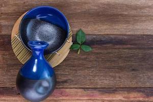 Japanse sake drinkset