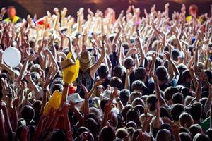 beleef een concert foto