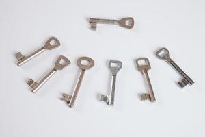 sleutels foto