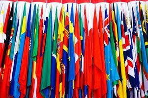 vlaggen foto