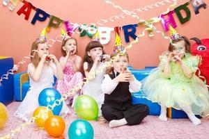 verjaardagsfeest foto
