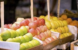 boerenmarkt foto
