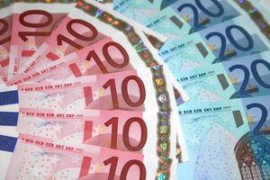 eurobiljetten foto