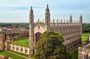 King`s College, Cambridge foto