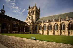 St John's College, Cambridge foto