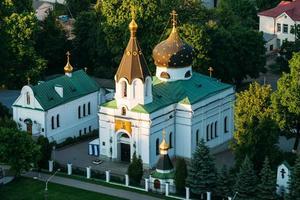 transfiguratiekathedraal in klooster van heilige euthymius in suz
