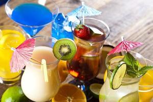 tropisch drankje foto