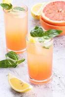 grapefruit drankjes