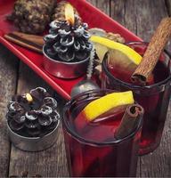 tonische alcoholische drank foto