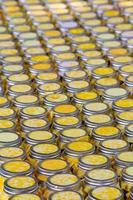 bruiloft drinkpotten met geel
