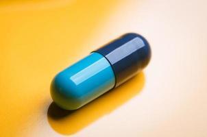 medische capsule foto