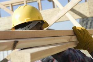 bouwplaats werk foto