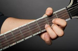 majeur gitaarakkoorden