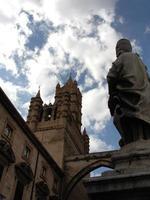 kerk in Palermo foto