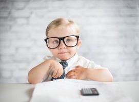 financieel adviseur foto