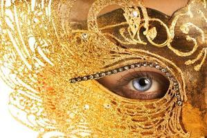 carnaval masker foto