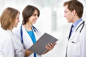 medisch team foto