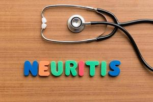neuritis foto