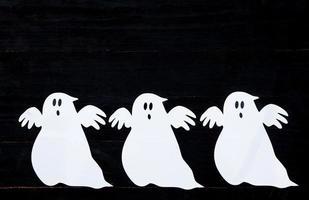 Halloween-achtergrond met exemplaarruimte