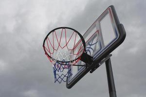 basket ball hoop foto
