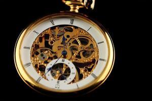 oud horloge foto