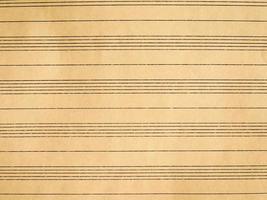 bladmuziek foto