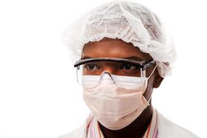 arts arts wetenschapper foto