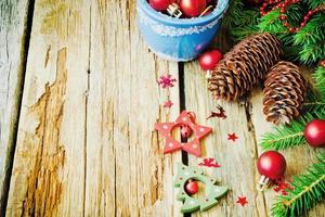kerst versiering foto