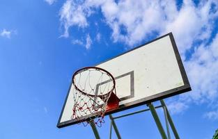 basketbal bord foto