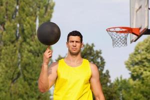 basketballer foto