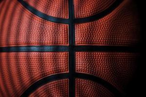 basketballen foto