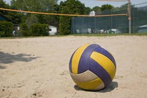 sport volleybal foto