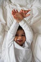 kleine jongen foto
