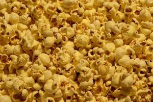 pop corn close-up foto