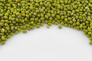 mung bean close-up