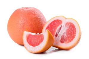 verse grapefruit close-up foto