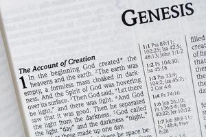 Genesis 1: 1