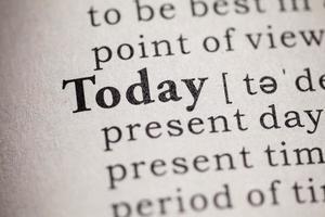 woord van vandaag