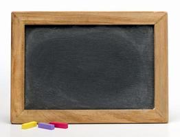 schoolbord voor uw tekst. foto
